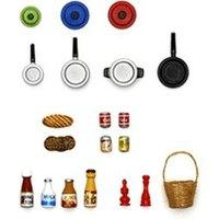 Lundby Smâland Kitchen Accessories