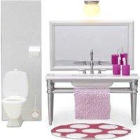 Lundby Smâland Bathroom Set (60204900)