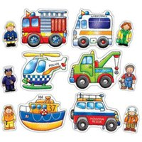 Orchard Toys Rescue Squad Puzzle