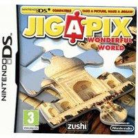 Jig a Pix - Wonderful World (DS)