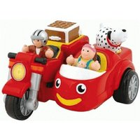 WOW Toys Max Motorbike and Sidecar