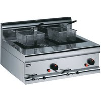 Lincat Silverlink 600 Gas Counter Top DF4N Natural Gas