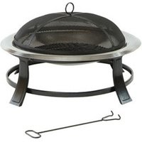 Lifestyle Appliances Prima stainless steel fire bowl