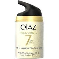 Olay Total Effects UV Moisturizer Foundation (50 ml)