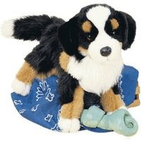 Douglas Cuddle Toys Trevor Bernese Mountain Dog 40 cm