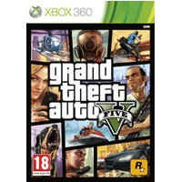 Grand Theft Auto 5 (Xbox 360)