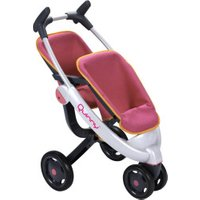 Smoby Maxi Cosi Quinny 2-In- 1 3-Wheel Pushchair