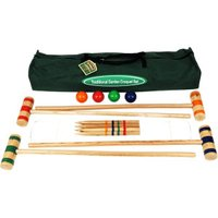 Traditional Garden Games Traditional Croquet Set (96 cm)