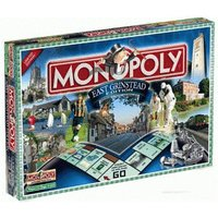 Winning-Moves Monopoly East Grinstead Edition