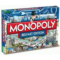 Winning-Moves Monopoly Belfast Edition