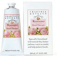 Crabtree & Evelyn Rosewater Hand Therapy (100 ml)