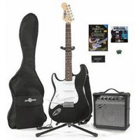 Gear4music Electric-ST Complete Pack LH
