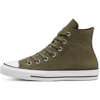 Idealo ES|Converse Chuck Taylor All Star Hi surplus olive/habanero red