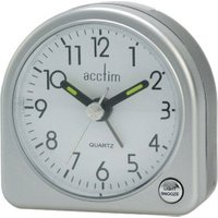 Acctim 1237 - Alarm Clock (Grey)