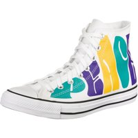 Idealo ES|Converse Chuck Taylor All Star Hi white multi (167892C)