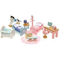 Le Toy Van Rosebud Childrens Bedroom