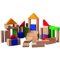 Plan Toys 50 Blocks (5535)