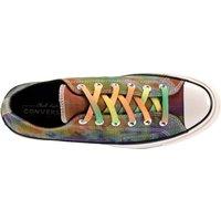 Idealo ES|Converse Low Top Trainers x Chuck OX Tie Dye Plaid grey/white/multicoloured (168879C)