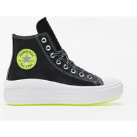 Idealo ES|Converse Converse Chuck Taylor All Star Move High Top black/lemon venom/white