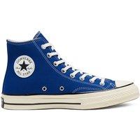 Idealo ES|Converse Seasonal Color Leather Chuck 70 High Top rush blue/egret/black