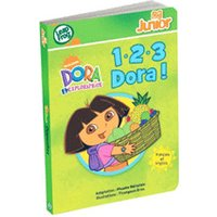 LeapFrog Tag Junior Dora The Explorer 1-2-3 Dora