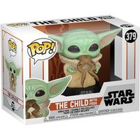 Idealo ES|Funko Pop! Star Wars: The Mandalorian - Yoda the Child with frog