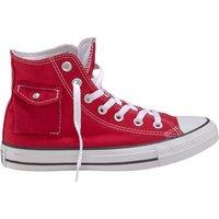 Idealo ES|Converse Chuck Taylor All Star Ctas Pocket Hi red