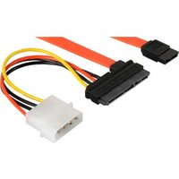 Mcab SATA Cable and power over SATA 0.5m (7000905)