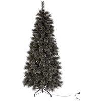 HOME Pre-Lit Christmas Tree (6ft)