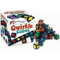 Green Board Games Qwirkle Cubes