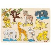 Goki African Animals