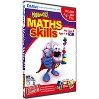 EdAlive BRAINtastic! Maths KS2 Part 1 (EN) (Win/Mac)