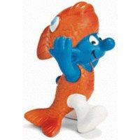 Schleich Pisces Smurf