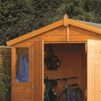 Rowlinson 9' x 9' Wooden Workshop
