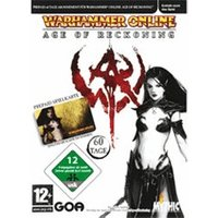 Electronic Arts Warhammer Online - Pre-Payed Card