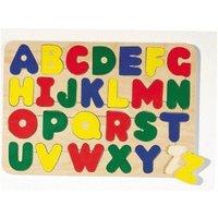 Goki Aplhabet Lift out Jigsaw Puzzle