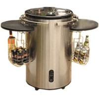 Lifestyle Appliances Stainless steel electric cooler