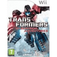 Transformers: Cybertron Adventures (Wii)
