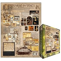 Eurographics Puzzles Leonardo da Vinci (1000 pieces)