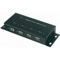Conrad Metal 4 Port USB 2.0 Hub