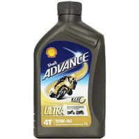 Shell Advance Ultra 4T 10W-40 (1 l)