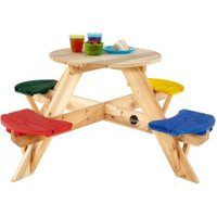 Plum Products Childrens Round Picnic Table