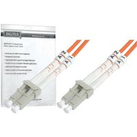 Digitus LWL Kabel Duplex LC/LC 50/125 OM3 2m