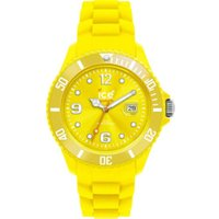 Ice Watch Sili Forever Small yellow (SI.YW.S.S.09)