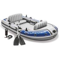 Intex Excursion 4 Boat Set