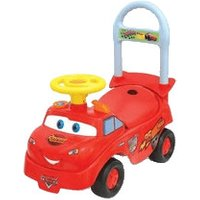 Kiddieland CARS Lightning McQueen