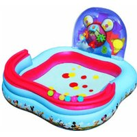Bestway Mickey Maus Clubhouse Pool 160x160 cm