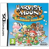 Harvest Moon: Sunshine Islands (DS)
