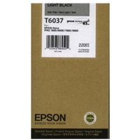 Epson T6037 Light Black