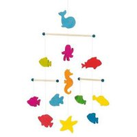 Goki Wooden Ocean Nursery Mobile